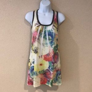HONEY PUNCH Colorful Summer Dress Size S